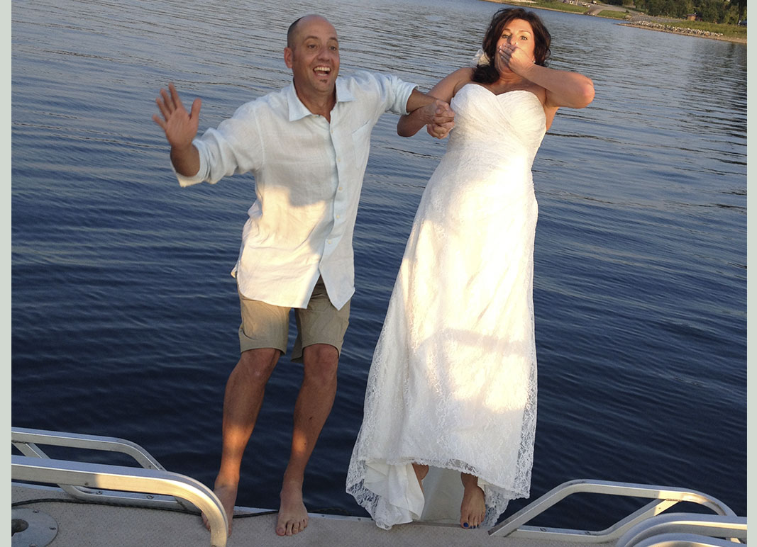 pontoon wedding ceremony2